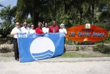 Trinidads Las Cuevas-strand hyldes for bæredygtighed