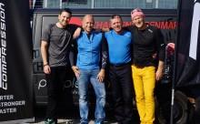 2XU som sponsor for Challenge Denmarks svømme- og løberute