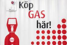 AGA lanserar unikt självservicekoncept – Gas 24/7