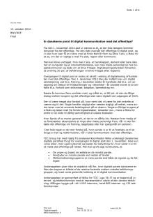 Danskernes digitale parathed