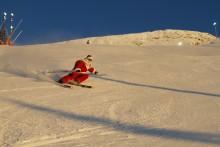 Danskerne jagter den hvide jul i Sverige
