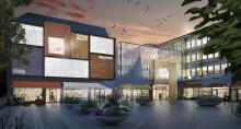 Kommunen utökar till nära 6 000 kvadrat när Danderyds Centrum går in i nästa fas