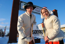 Nu är 50.000 anmälda till Vasaloppets Vintervecka 2011 – se hur många från ditt län
