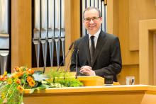 Europa blickt nach Düsseldorf: Gottesdienst für Amtsträger