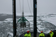 SWERUS-C3 mäter metan i Östsibiriska Arktis