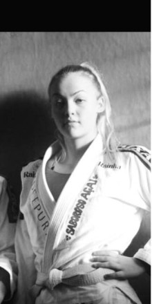 Road to the IBJJF Euros 2016....Fighter Profile: Kyra Robinson