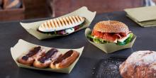 Duni lanserar Bloom - Förpackningskoncept av gräspapper för bageri
