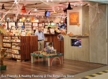 Eco Healthy Flooring ~ A Better Choice Today
