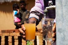 Ny rapport: Miljarder människor i världen har fått rent dricksvatten