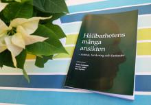 Hållbarhet i fokus i ny bok och i färsk poddserie