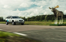 Volvo Car Group visar upp säkerhets- och supportteknik i världsklass för nya XC90 som introduceras 2014