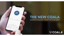 Coala lanserar nya unika algoritmer med avancerad  P-vågsdetektion och kompatibilitet med Apple Health Records