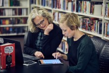 PRESS: eMedborgarvecka på Helsingborgs bibliotek