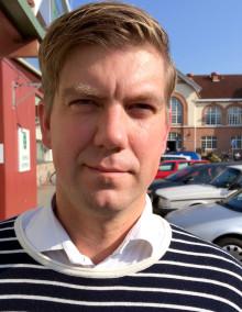 Jonas Tenje ny kommunikationssamordnare