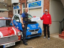 Police help Bexhill-based youth charity to move up a gear