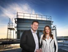 Dagab och Vattenfall ingår energisamarbete i värme
