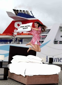 Check-in with Stena Line for a free hotel night