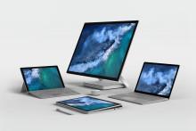 Surface Laptop og Surface Pro er nå tilgjengelig i Norge