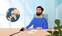 Ny onlinetjänst för smidig bokning av sjöfrakt