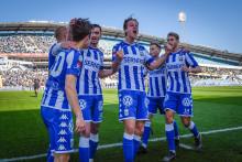 IFK Göteborg sommarladdar på Daftö Resort
