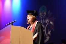Bucks New University bestows honorary award on BCI Executive Director