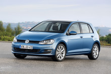 Volkswagen honoured in Tokyo as Golf is named 'Car of the Year'