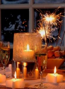 5 herlige saker til nyttårsfesten