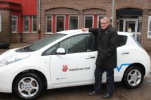 Grattis Trollhättan – bäst i landet på fossilfria personbilar