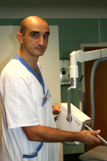 Akademiska först med kontaktterapi vid ändtarmscancer