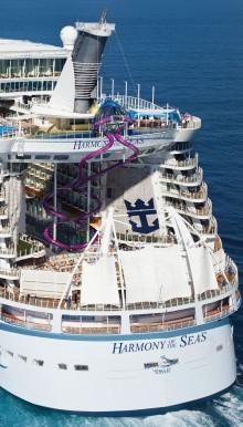 Royal Caribbean lanserer underholdnings tilbudet på Harmony of the Seas