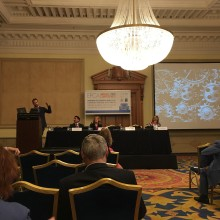 Norconsults Kristoffer Bugge med BIM-foredrag på EFCA-konferansen