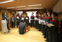 Abschlussfeier 2019 am Wildau Institute of Technology: Das WIT verabschiedet Absolventinnen und Absolventen berufsbegleitender Programme