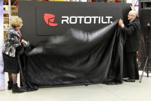 Nytt företagsnamn och strategiska nyrekryteringar när Rototilt satsar internationellt