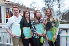 Studenter imponerade på byrå och kund – de vann marknadsföringstävlingen Strateg Case Challenge