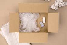 Halvfulla paket kritiseras av konsumenter