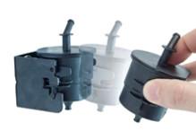 Snap on-filter för rening av SCR-system på dieselfordon