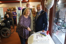 Local stroke support group celebrates thirtieth anniversary