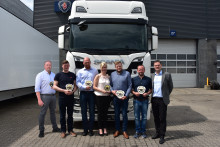 Gyldne tider i Scania Danmark