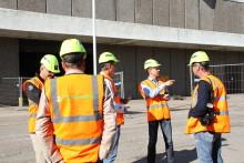 Rivning är startskottet för stadsutveckling i Oceanhamnen