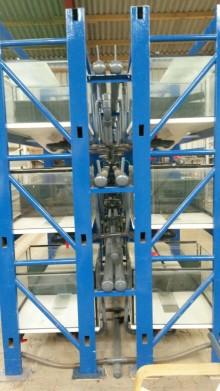 Aquakultur-Element eines Aquaponik-Systems entwickelt