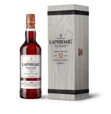 Laphroaig fyller 200 år och firar med exklusiv lansering av 32-årig whisky