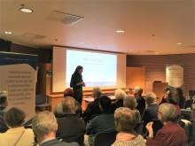 Parkinsonin tauti ja pitkäaikaiset hoitopolut –tilaisuus Pikkuparlamentin Kansalaisinfossa