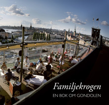 Pressinbjudan till bokrelease 8 okt av Familjekrogen – en bok om Gondolen