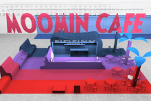Visit the Moomin Café at Formex, 20-23 January 2016