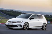 Volkswagen Golf i topp för tredje månaden i rad