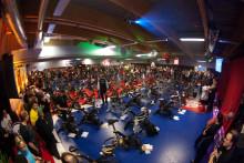 Sportson Trollhättan deltar i  24-timmars, Sveriges största spinningevent