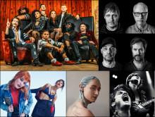 Veckans konserter på Grönan V. 20-21