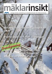 Mäklarinsikt 2012:4 Riksrapporten