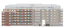 HSB bygger 71 hyresrätter i trygghetsboendeform i centrala Gävle