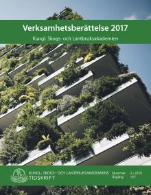Ny skrift: Verksamhetsberättelse 2017 (KSLAT 2-2018)